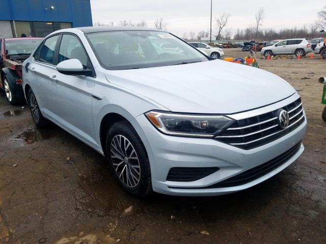 2019 Volkswagen Jetta SEL for sale in Woodhaven, MI