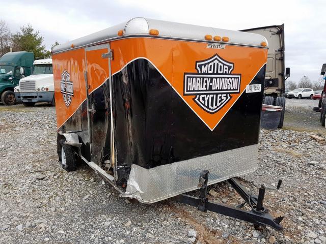 Salvage 2006 Harley-Davidson TRAILER for sale
