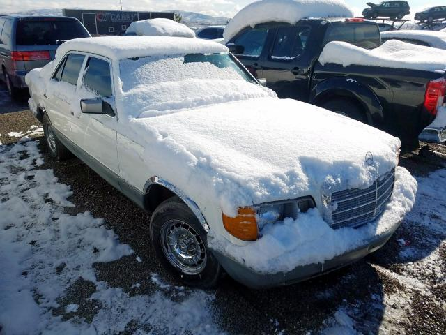 Mercedes-Benz 300 SD salvage cars for sale: 1981 Mercedes-Benz 300 SD