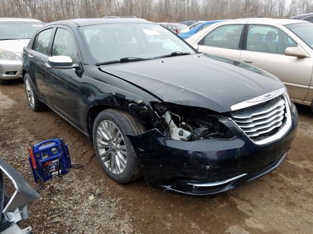 2012 Chrysler 200 Limited for sale in Portland, MI