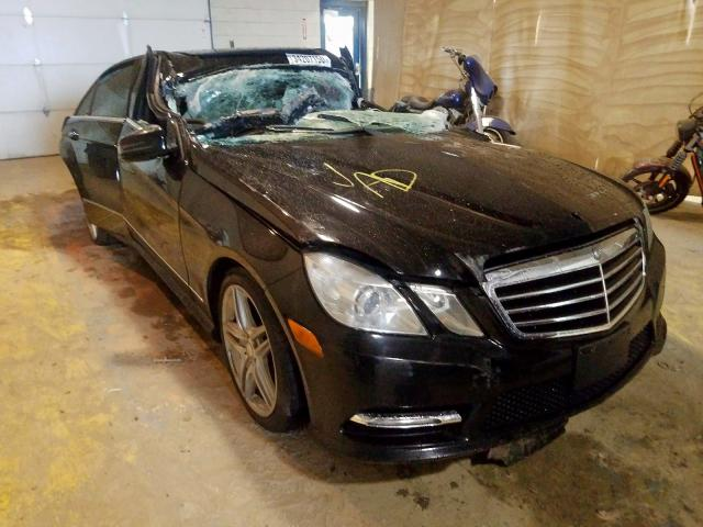 Mercedes-Benz E 350 4matic salvage cars for sale: 2013 Mercedes-Benz E 350 4matic