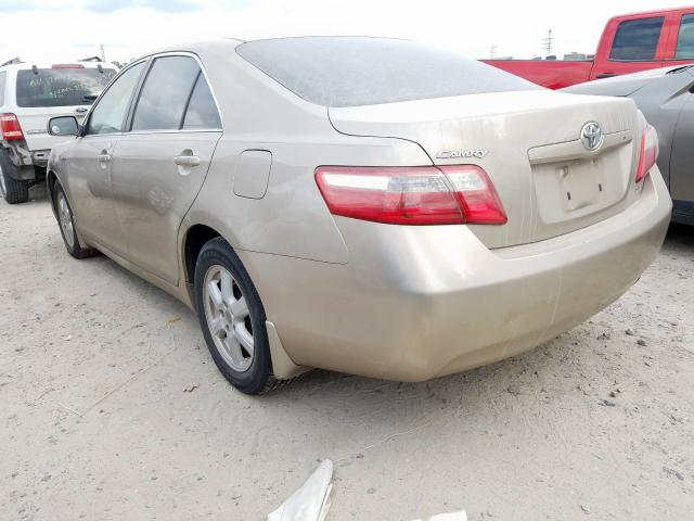 2007 TOYOTA CAMRY CE - Right Front View