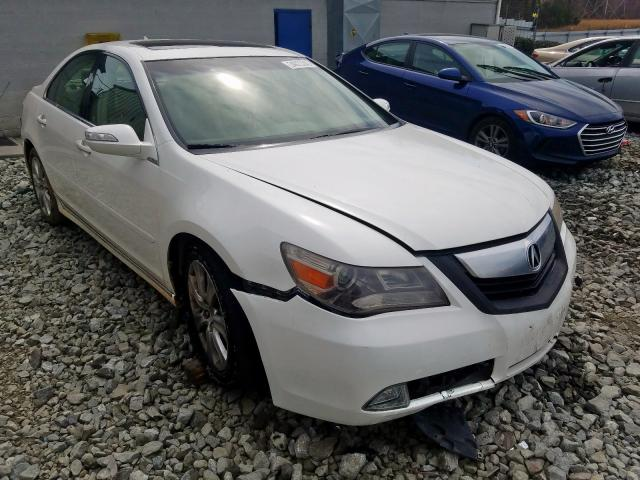 photo ACURA RL 2010