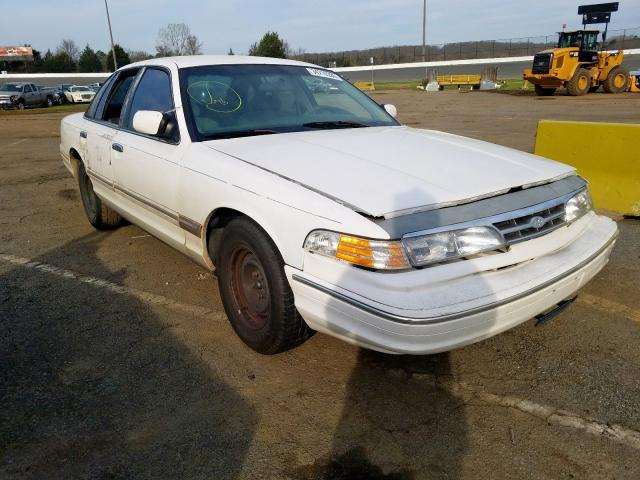 1996 FORD  CROWN VICTORIA