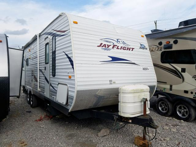 Jayco JAY Flight salvage cars for sale: 2011 Jayco JAY Flight