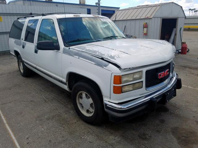 GMC Suburban C salvage cars for sale: 1994 GMC Suburban C