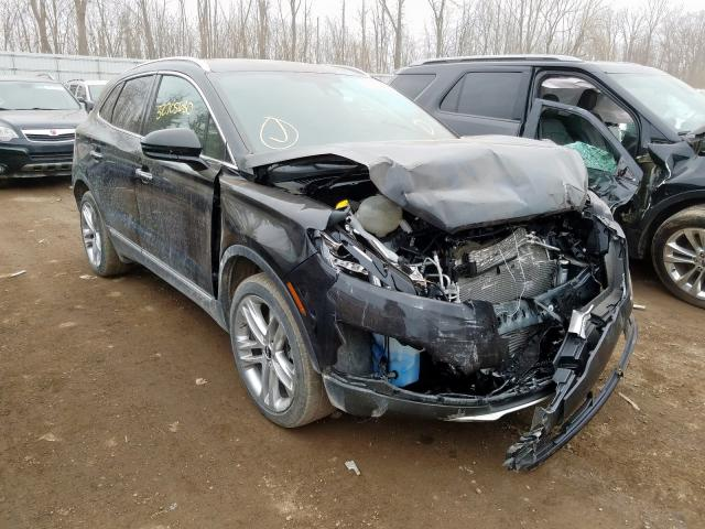 Lincoln MKC Reserv salvage cars for sale: 2019 Lincoln MKC Reserv