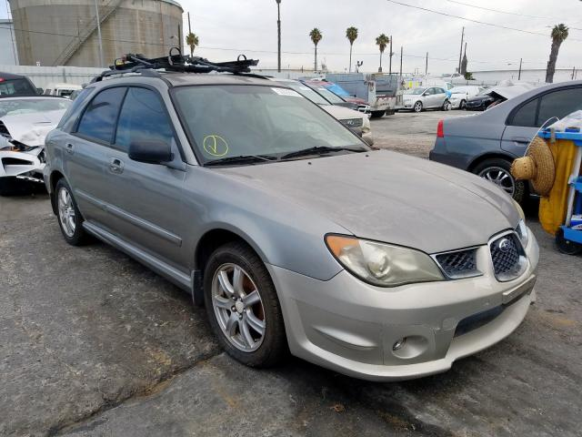 2006 Subaru Impreza Ou 2.5L