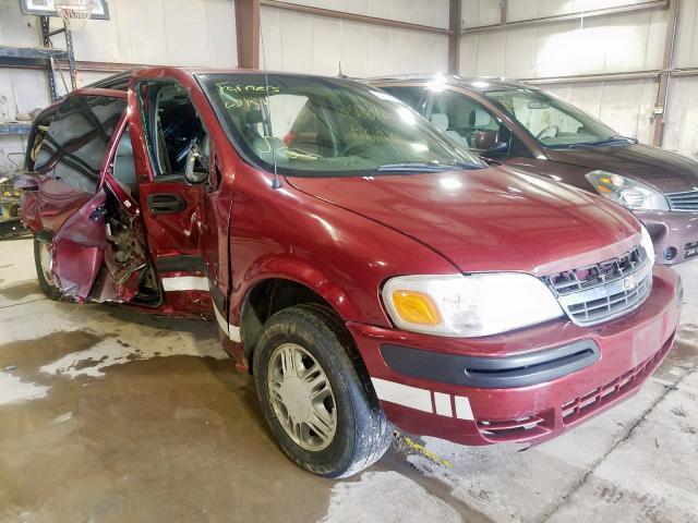 Auto Auction Ended On Vin 1gndx03e42d304343 2002 Chevrolet
