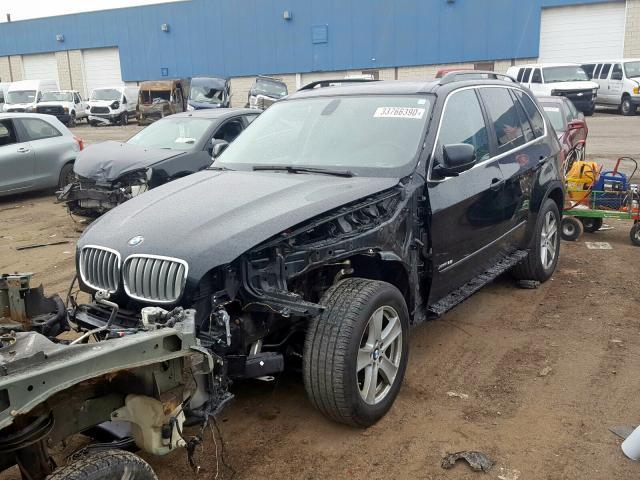 2013 BMW  | Vin: 5UXZV4C51D0B20971
