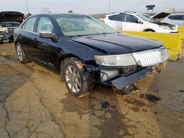 Salvage cars for sale from Copart Concord, NC: 2006 Lincoln Zephyr