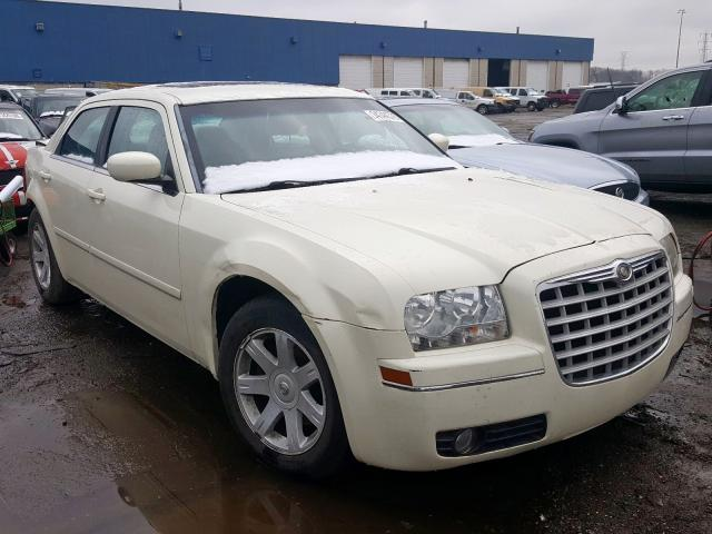 Chrysler salvage cars for sale: 2005 Chrysler 300 Touring