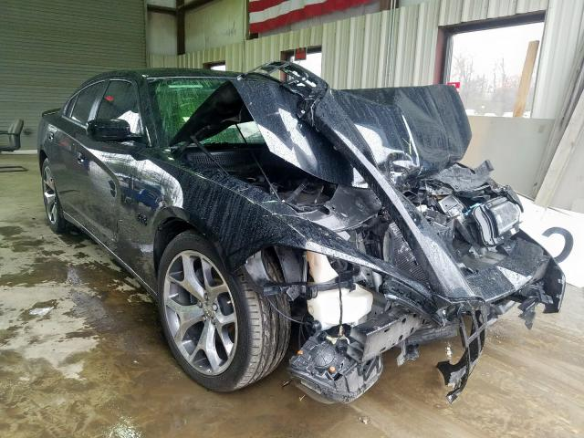 Dodge salvage cars for sale: 2015 Dodge Charger R