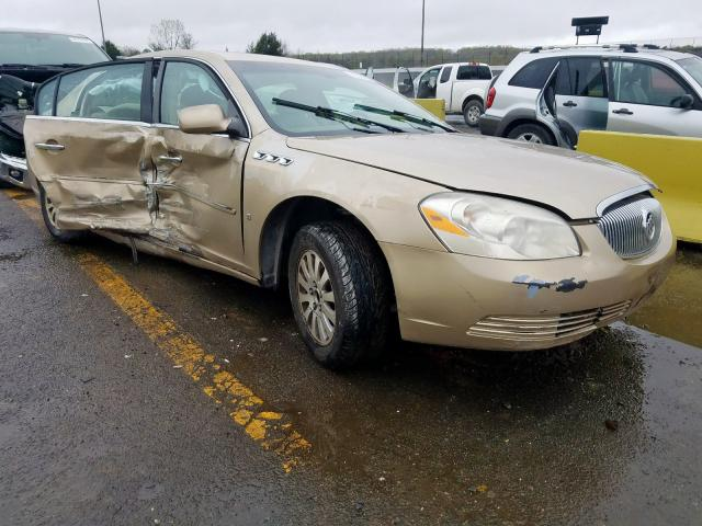 Salvage cars for sale from Copart Concord, NC: 2006 Buick Lucerne CX