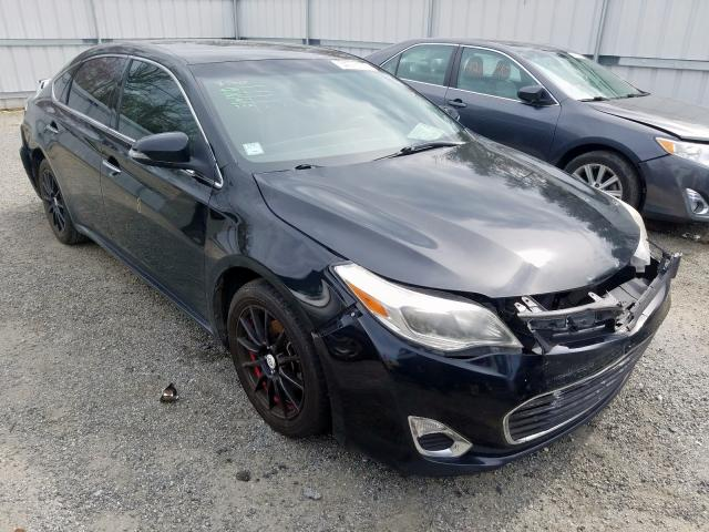 Salvage cars for sale from Copart Fredericksburg, VA: 2014 Toyota Avalon Base