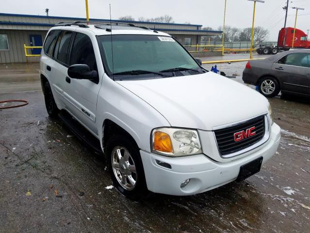 GMC Envoy salvage cars for sale: 2005 GMC Envoy