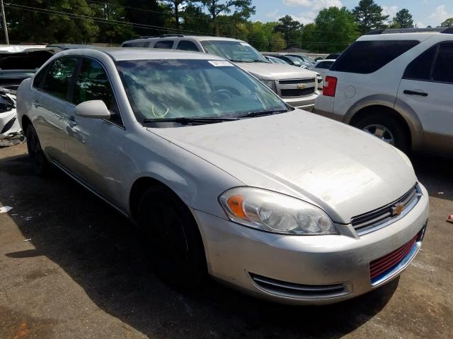 2008 Chevrolet Impala LT en venta en Eight Mile, AL