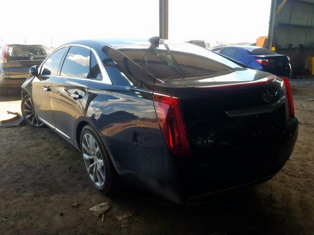 2015 CADILLAC XTS LUXURY - Right Front View