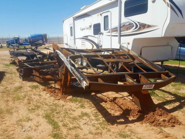 Other Travel Trailer salvage cars for sale: 2011 Other Travel Trailer