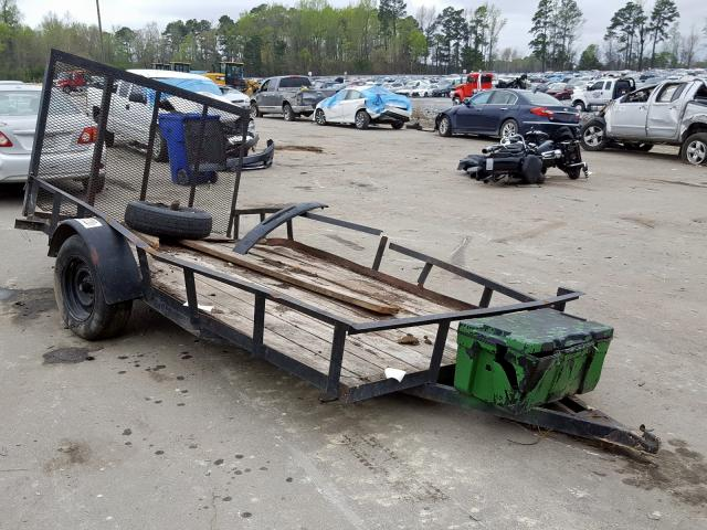 Utility Trailer salvage cars for sale: 2002 Utility Trailer
