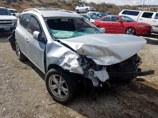 Salvage cars for sale from Copart Reno, NV: 2008 Nissan Rogue S