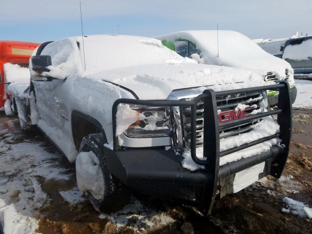 Salvage 2018 GMC SIERRA - Small image. Lot 30950530