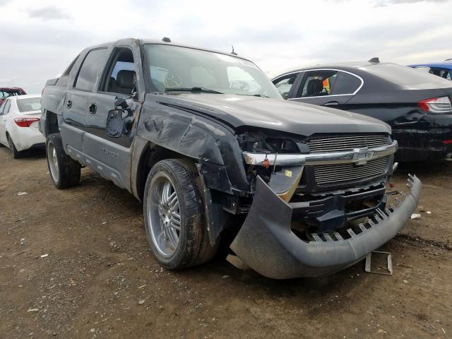 2005 Chevrolet Avalanche 5.3L