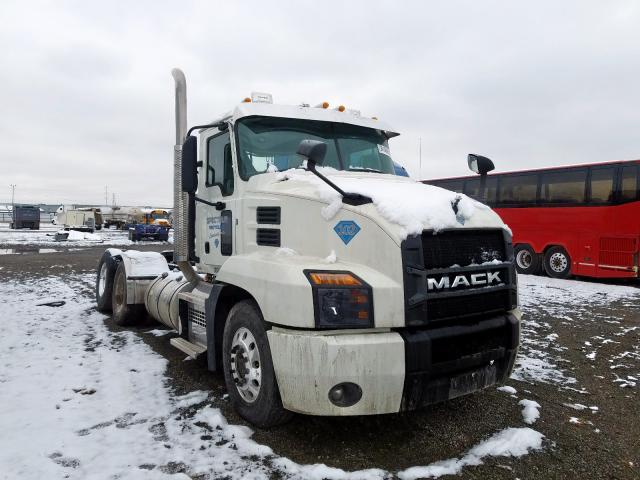 Mack Anthem salvage cars for sale: 2019 Mack Anthem