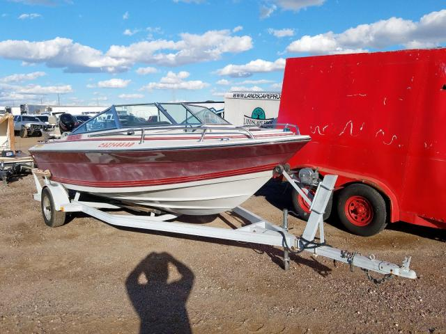 Four Winds salvage cars for sale: 1987 Four Winds Boat