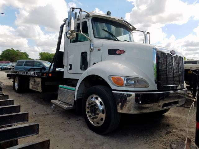 Peterbilt 337 salvage cars for sale: 2019 Peterbilt 337