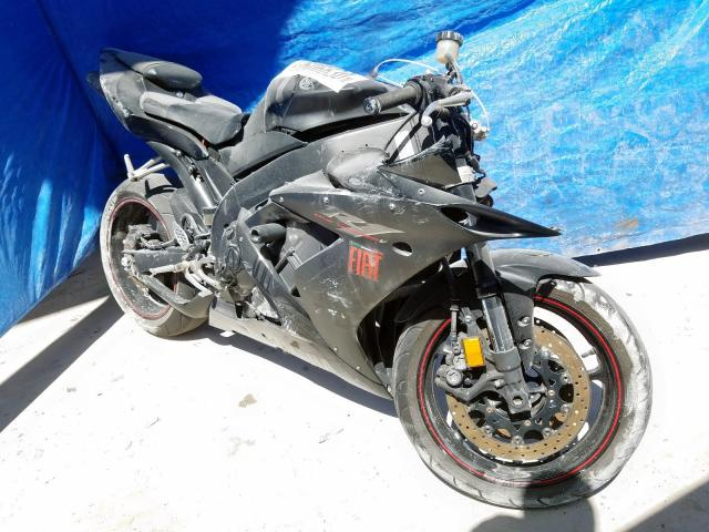 Salvage cars for sale from Copart Homestead, FL: 2006 Yamaha YZFR1