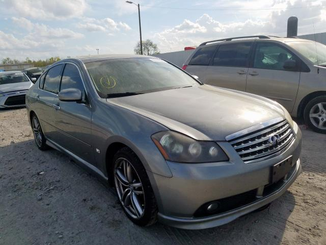 Infiniti salvage cars for sale: 2006 Infiniti M35 Base