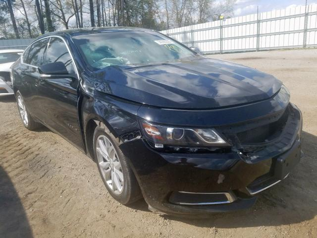 2017 Chevrolet Impala LT for sale in Harleyville, SC