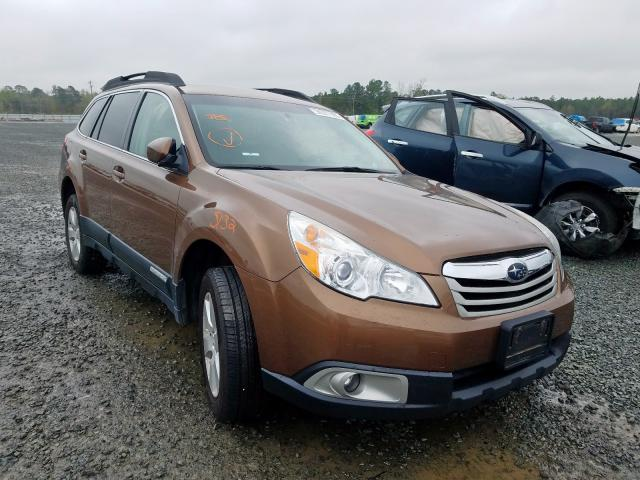 2012 SUBARU OUTBACK 2. - Other View
