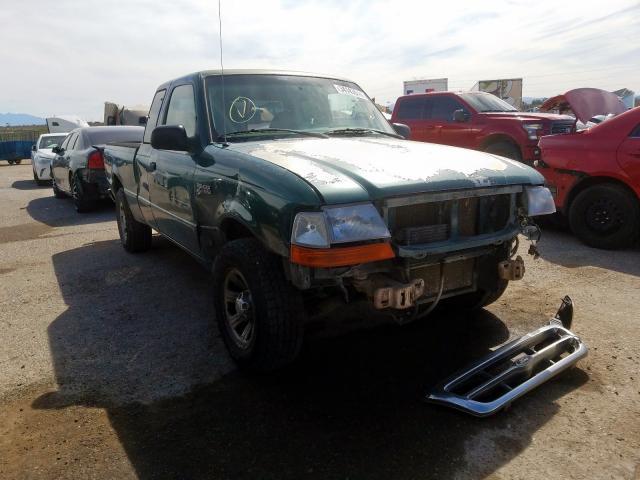 2000 Ford Ranger Sup 3.0L