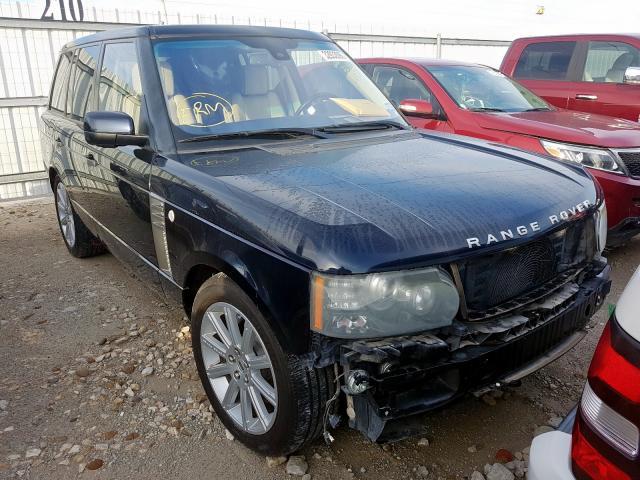 2010 Land Rover Range Rove 5.0L