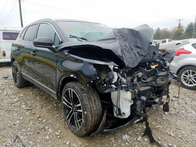 Lincoln MKC Reserv salvage cars for sale: 2017 Lincoln MKC Reserv