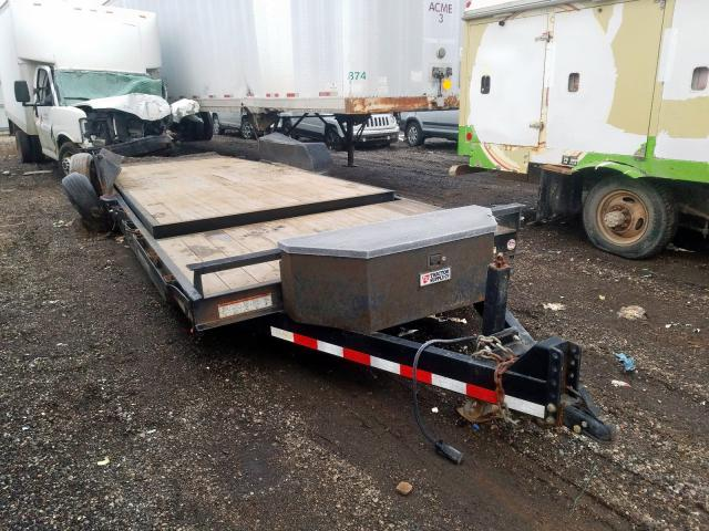 Sure-Trac Trailer salvage cars for sale: 2019 Sure-Trac Trailer
