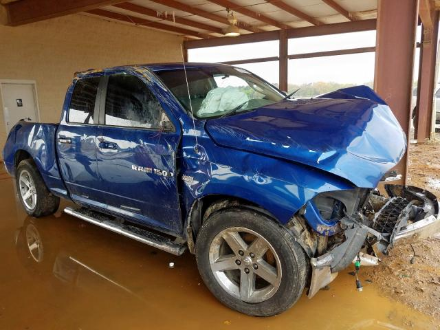 Salvage cars for sale from Copart Tanner, AL: 2011 Dodge RAM 1500