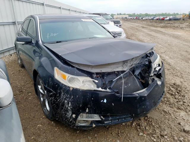 Vehiculos salvage en venta de Copart Houston, TX: 2009 Acura TL