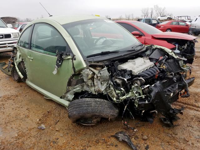 Salvage cars for sale from Copart Bridgeton, MO: 2010 Volkswagen New Beetle