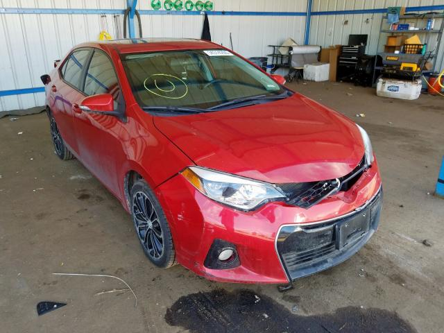 Toyota salvage cars for sale: 2016 Toyota Corolla L
