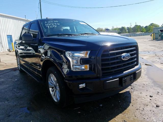 1FTEW1CP0HFA70304 2017 FORD F150 SUPERCREW