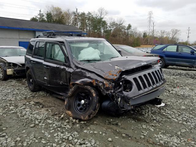 2016 Jeep Patriot Sp 2.4L, VIN: 1C4NJRBB4GD509744