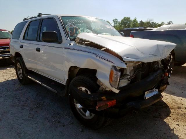 Salvage cars for sale from Copart Houston, TX: 1998 Toyota 4runner
