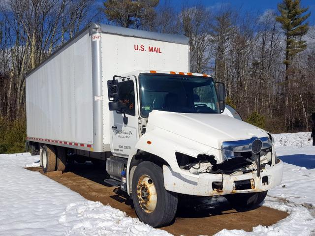 Hino salvage cars for sale: 2016 Hino 258 268