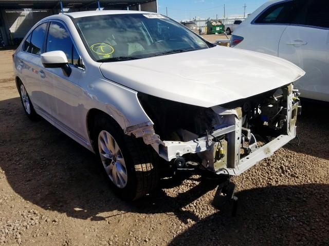 Salvage cars for sale from Copart Brighton, CO: 2015 Subaru Legacy 2.5
