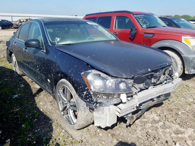 Infiniti M45 Base salvage cars for sale: 2006 Infiniti M45 Base