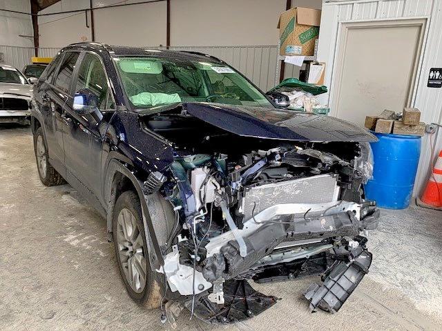2019 Toyota Rav4 XLE P en venta en Alorton, IL