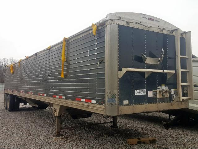 Timpte salvage cars for sale: 2011 Timpte Trailer